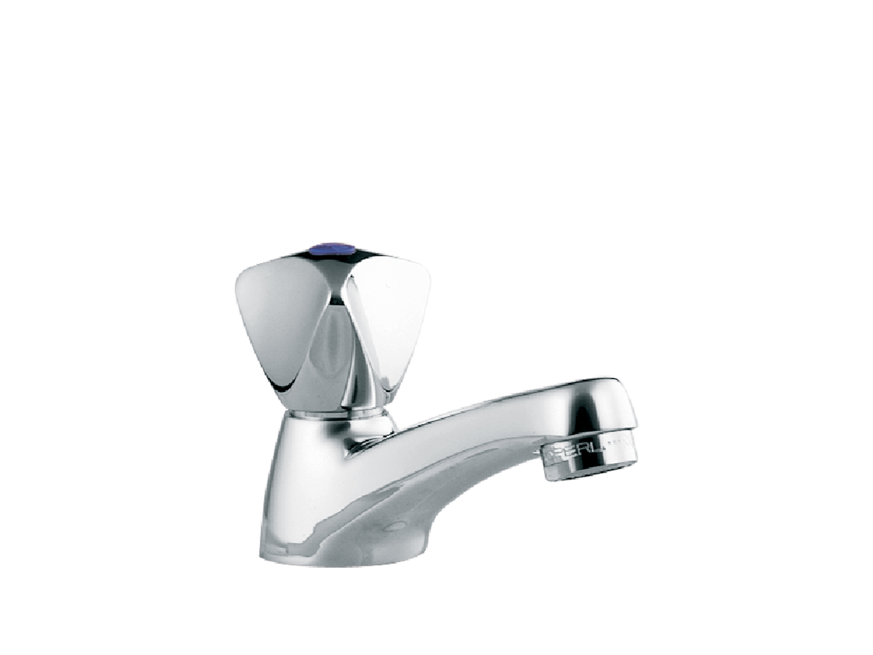 Washbasin tap, cold 1001.--.33