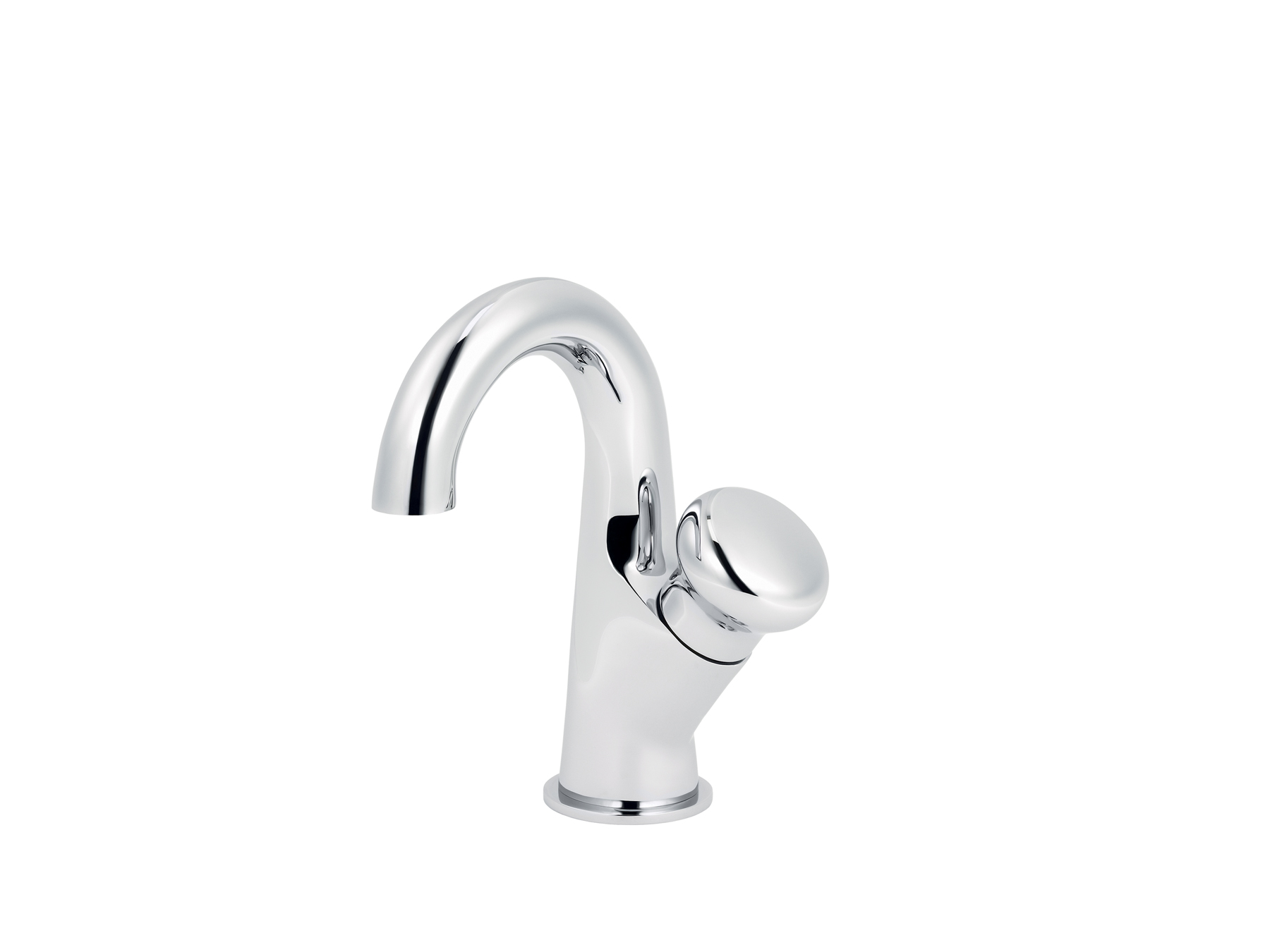 Washbasin tap, swan neck 1955.--.30