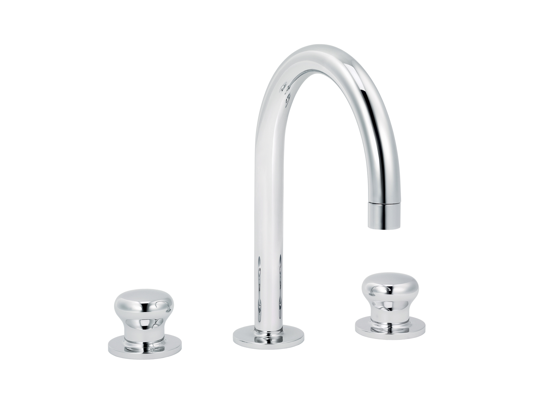3-hole washbasin mixer, with waste 1955.--.45