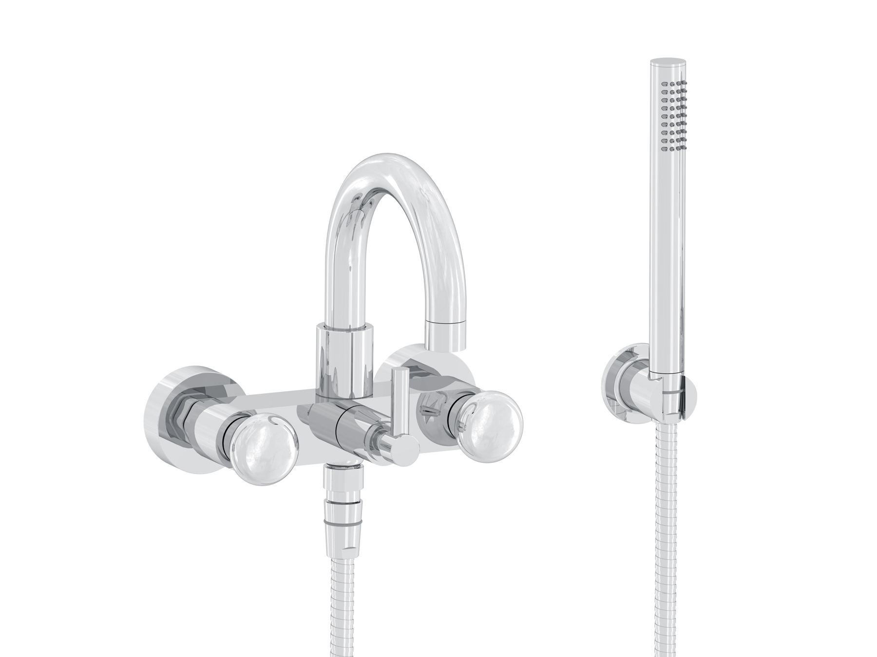 Bath-shower mixer 1955.--.67