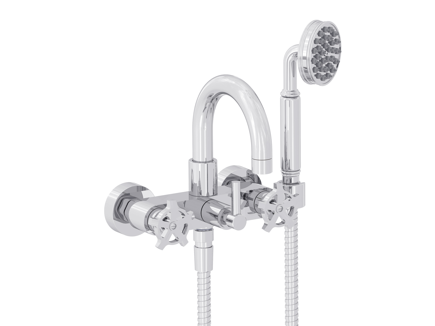 Bath-shower mixer 1960.--.97