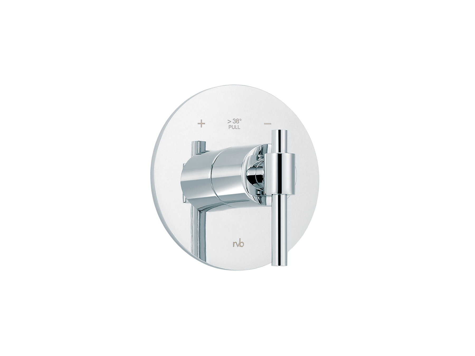 Concealed shower thermostat 4027.--.74