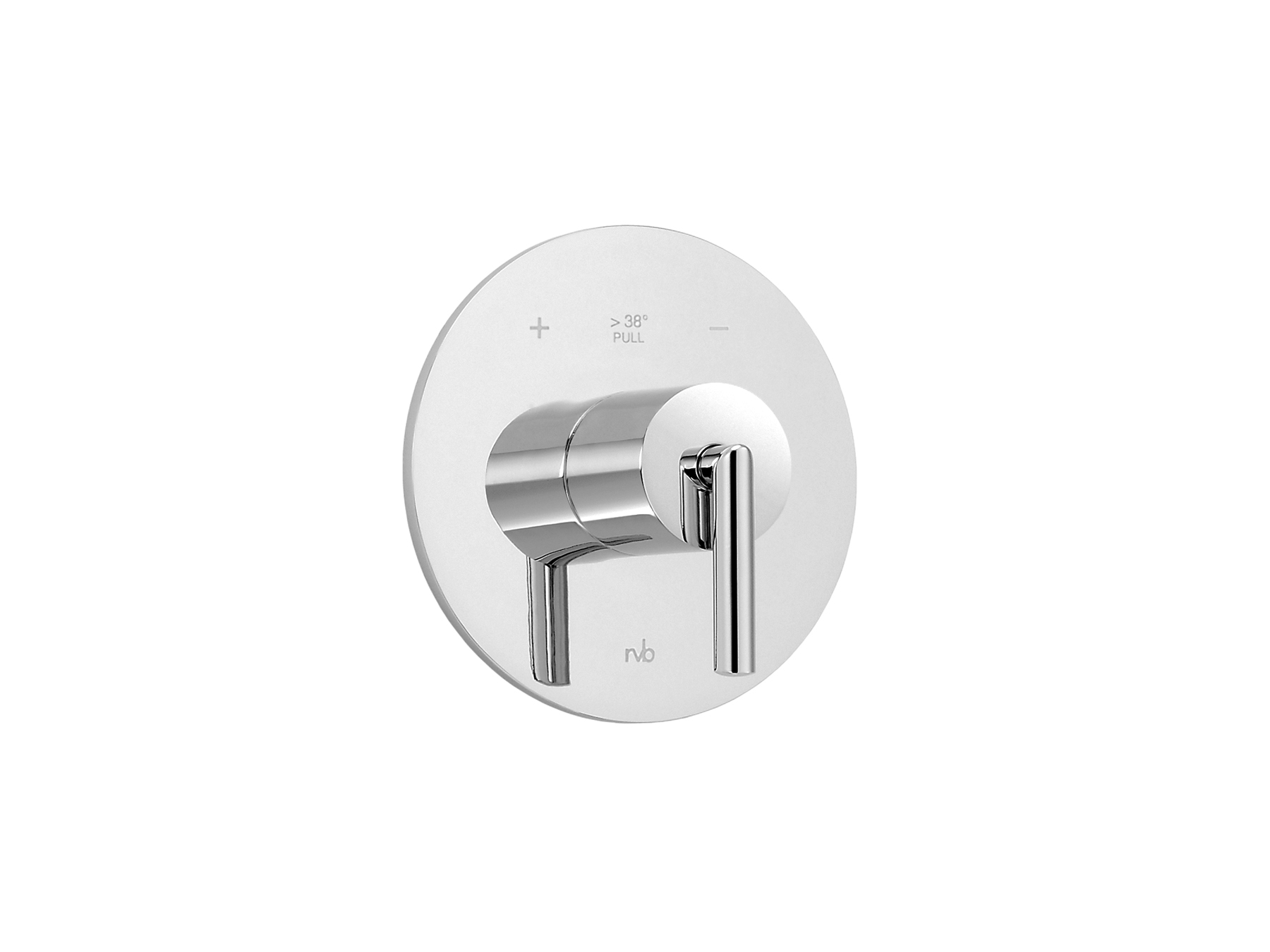Concealed shower thermostat 4031.--.74