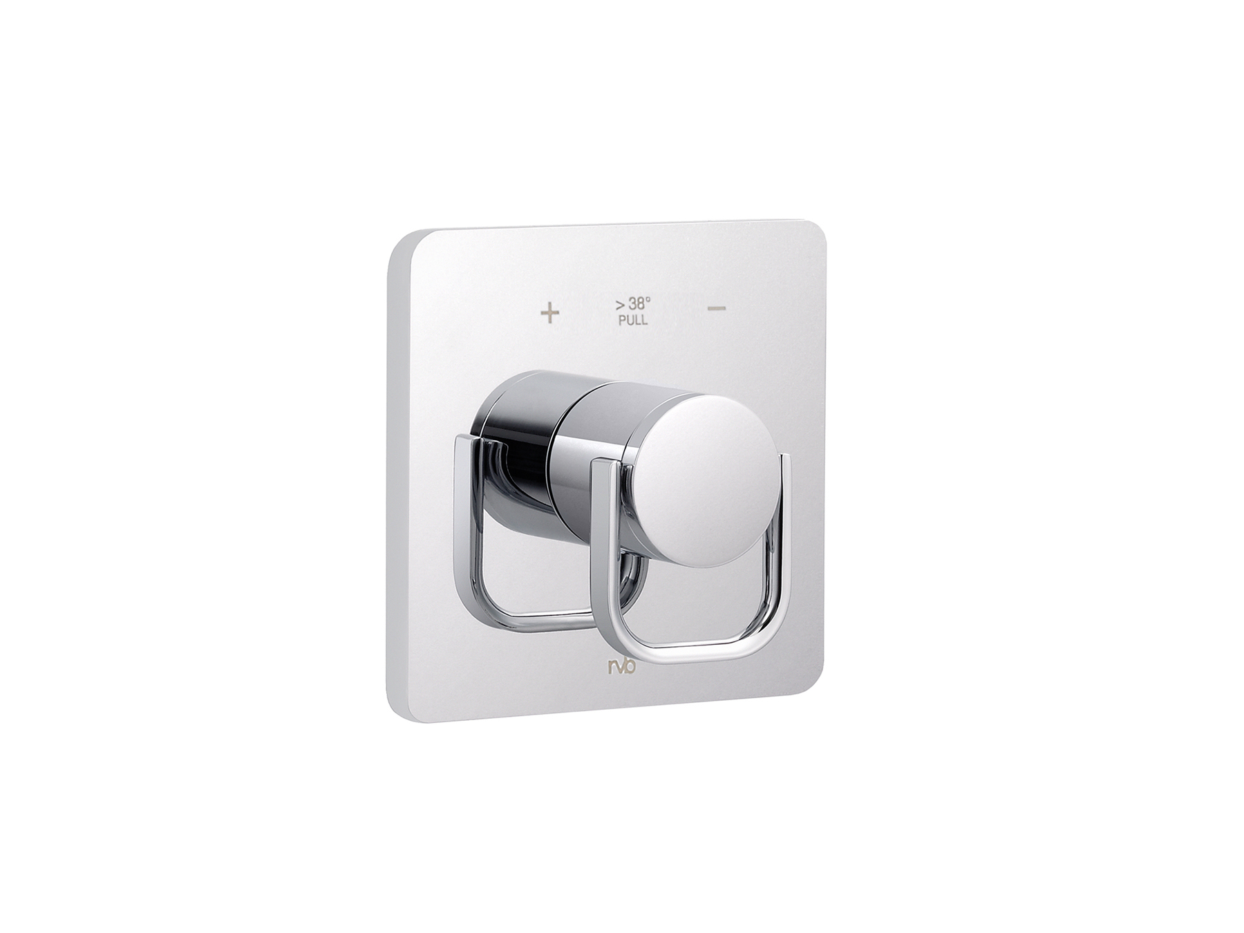 Concealed shower thermostat 4041.--.74