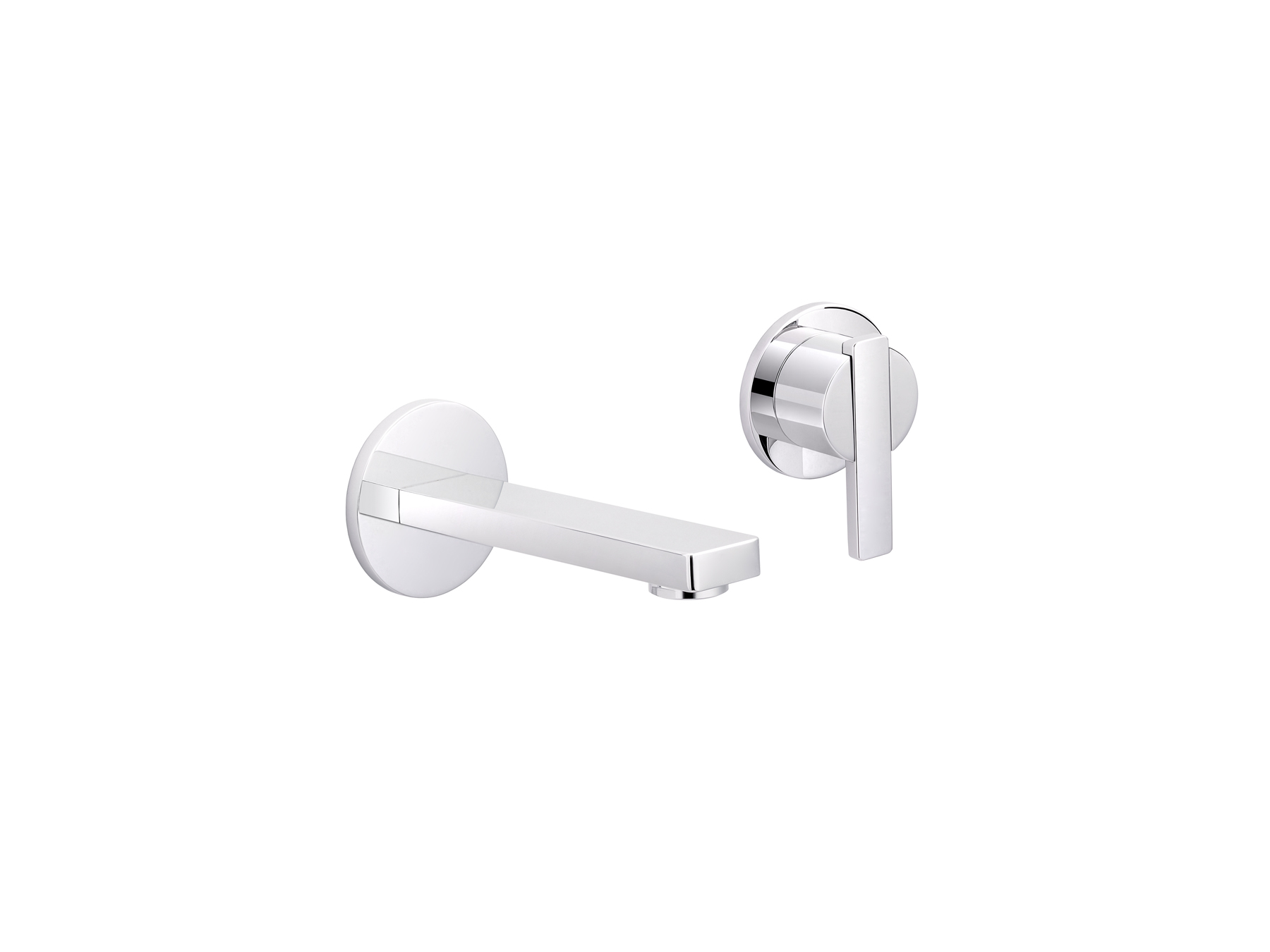Concealed wall-mounted washbasin tap 4075.--.48