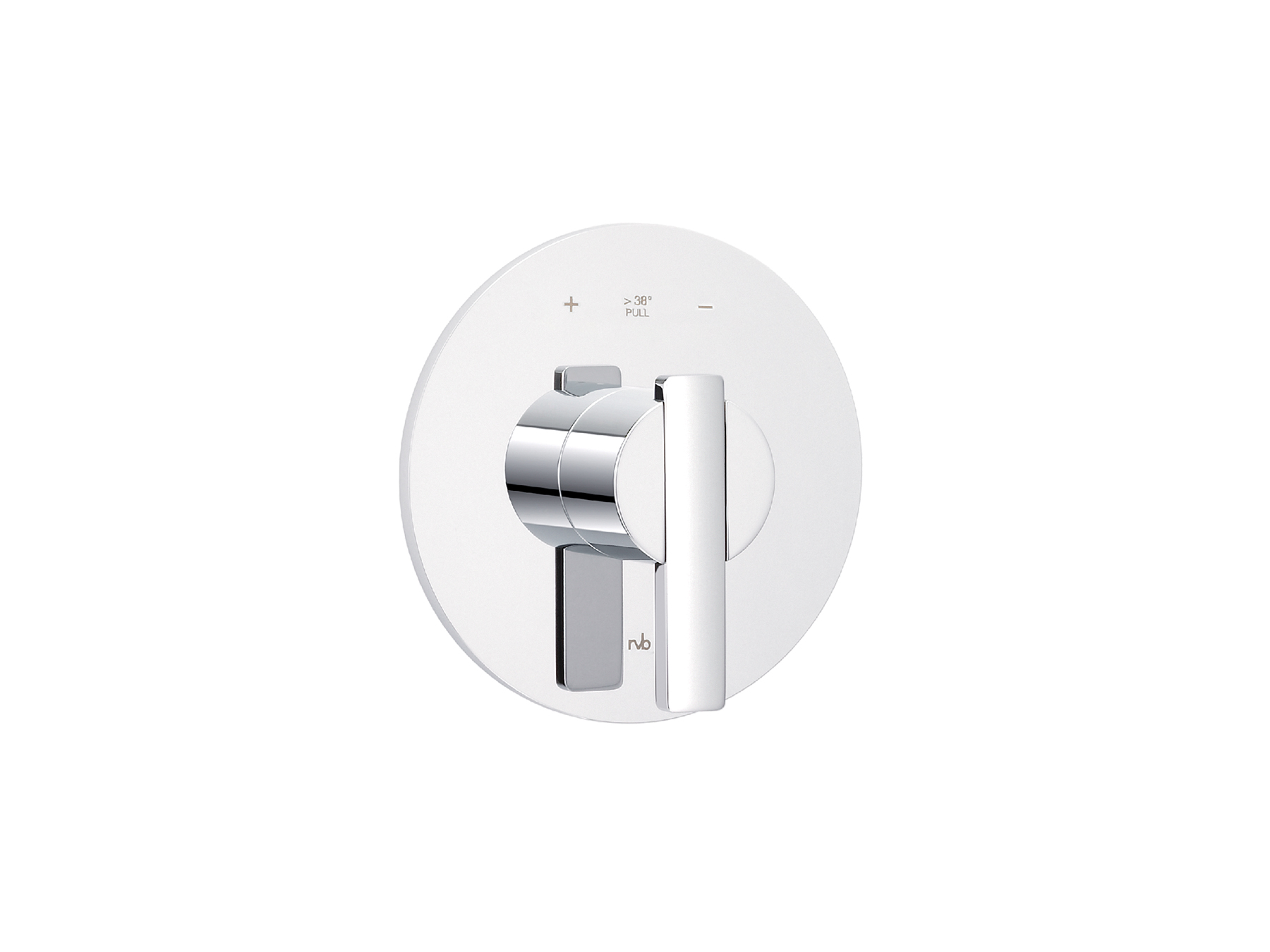 Concealed shower thermostat 4075.--.74