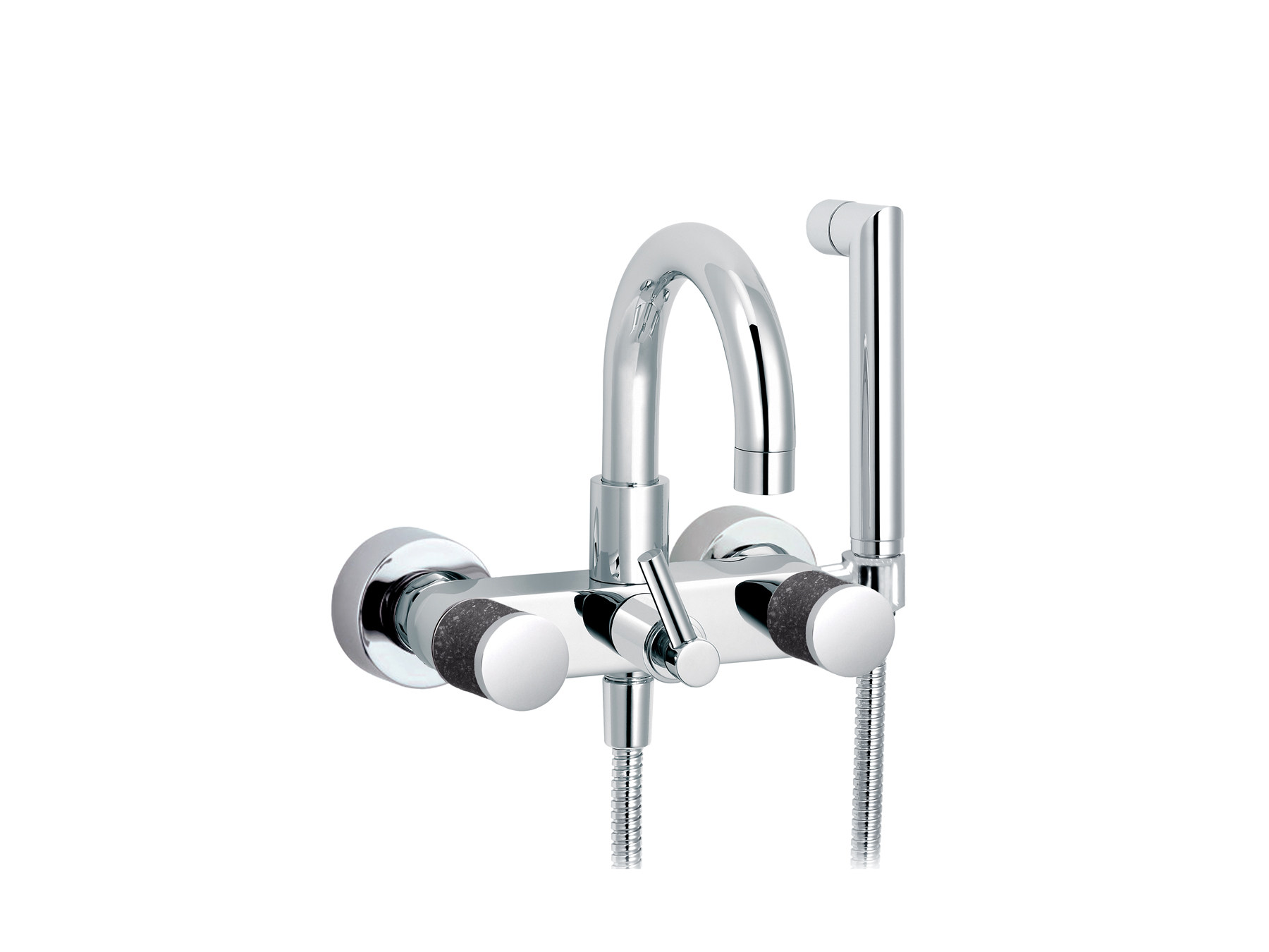 Bath-shower mixer 4080.--.97-xx