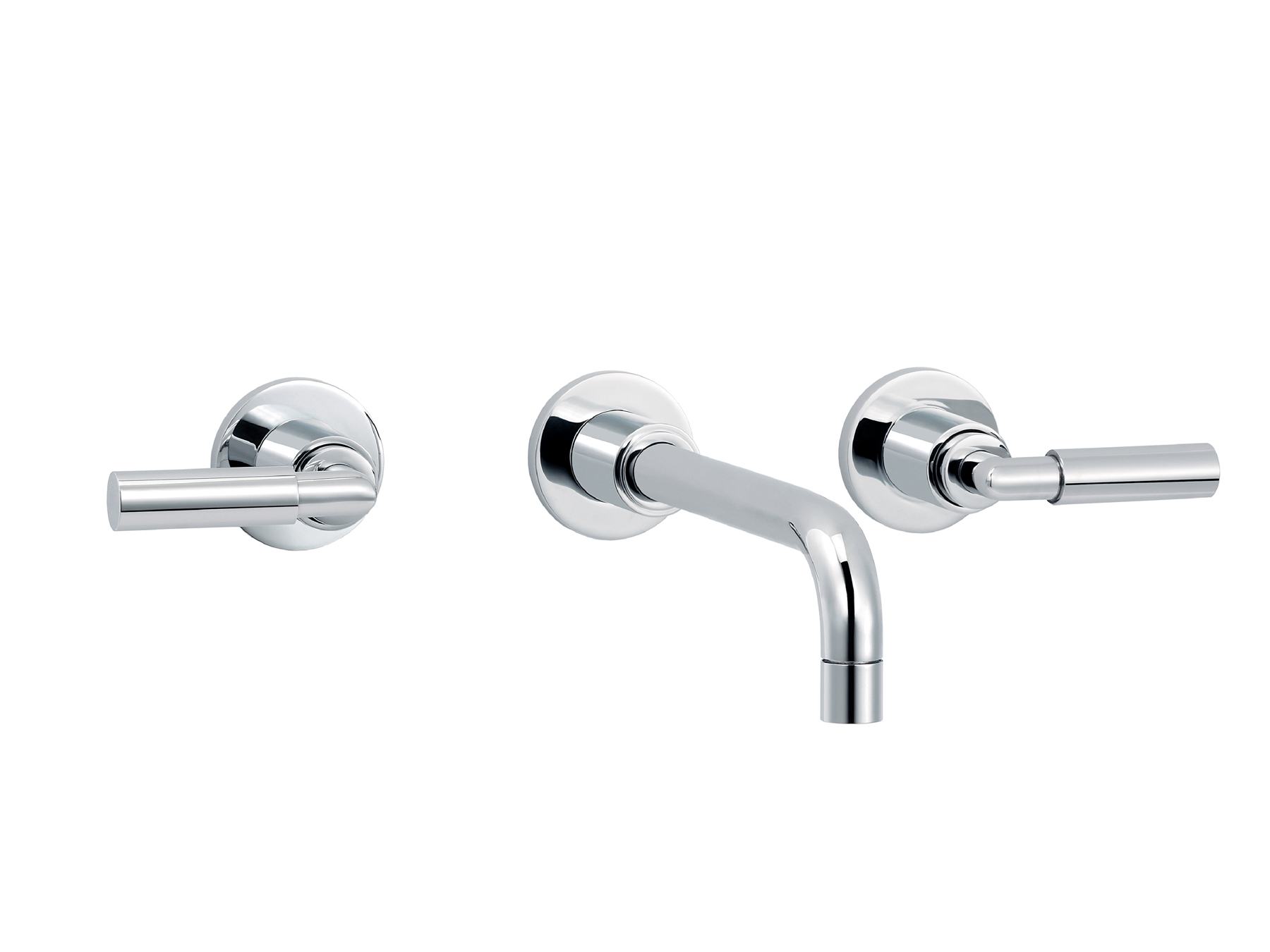 3-hole wall-mounted washbasin mixer 4091.--.50