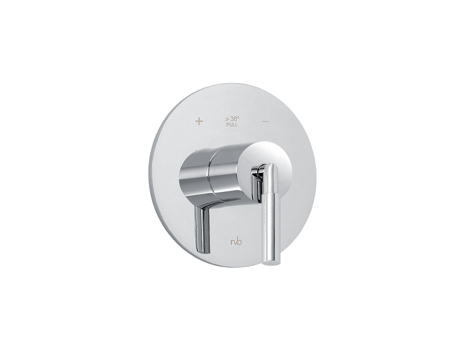 Concealed shower thermostat 4091.--.74