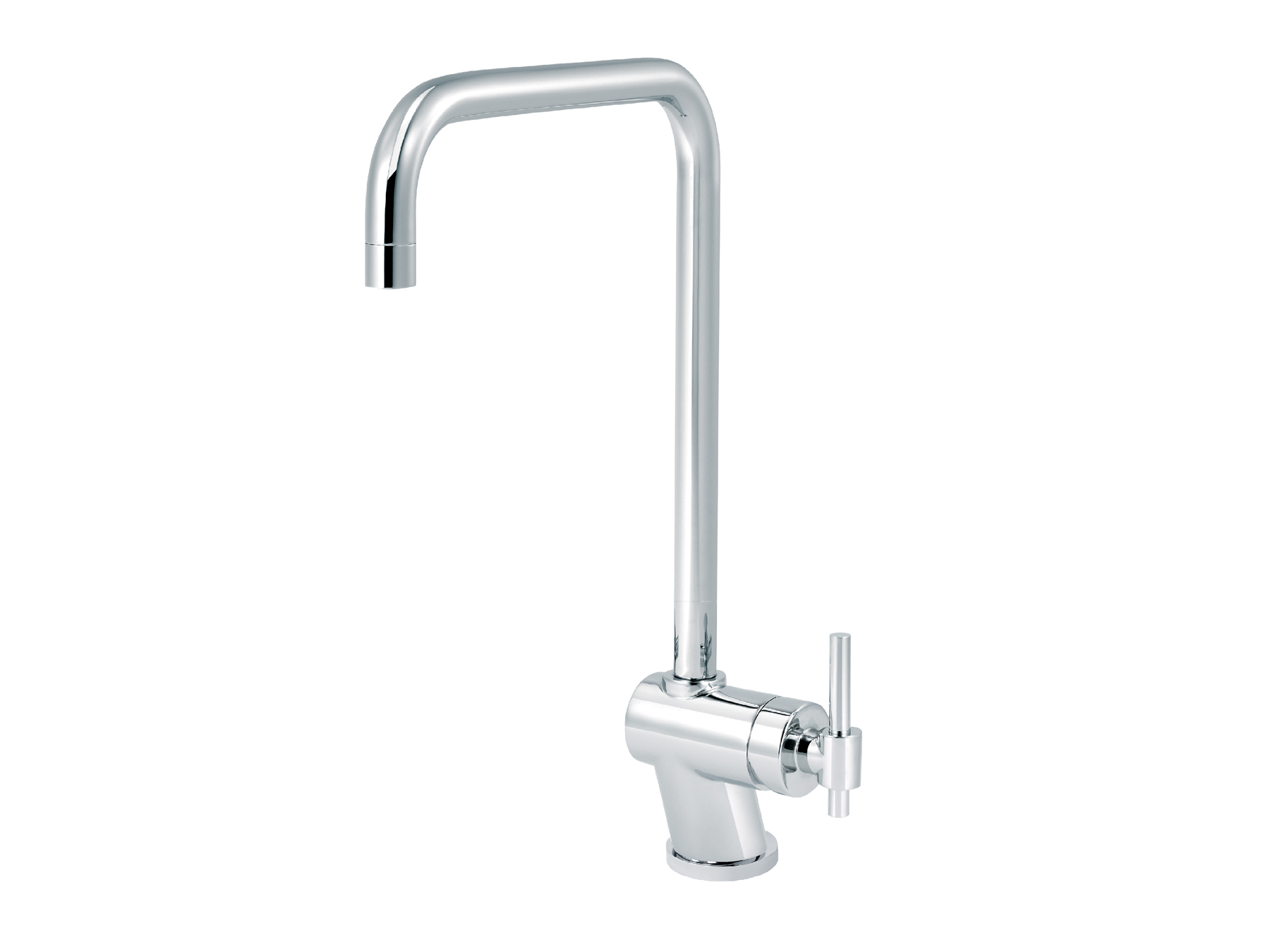 Single-lever kitchen mixer, great U spout 4527.--.24