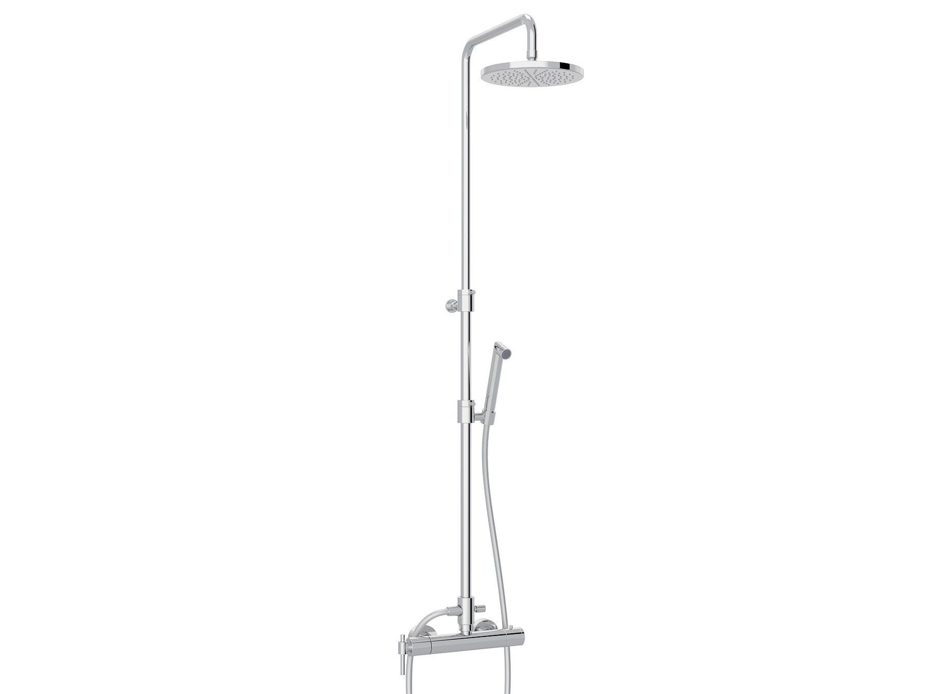 Set shower thermostatic 4527.--.74