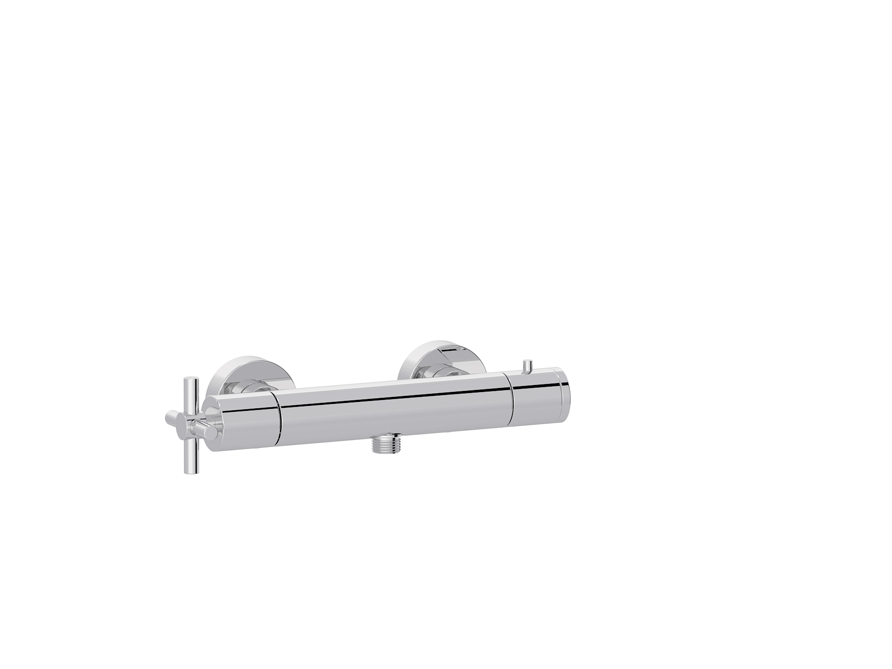 Wall-mounted shower thermostat 4532.--.73