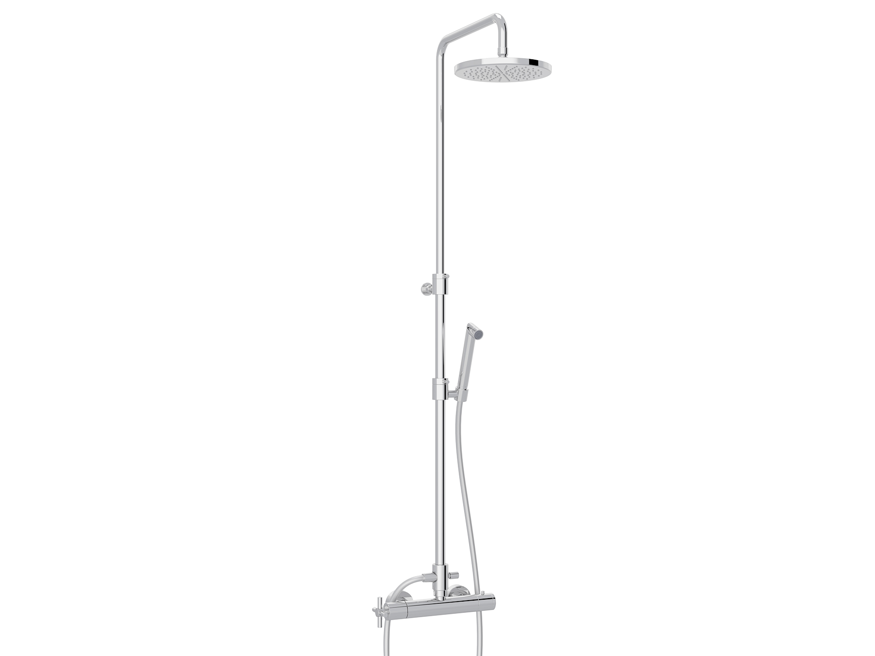 Set shower thermostatic 4532.--.74