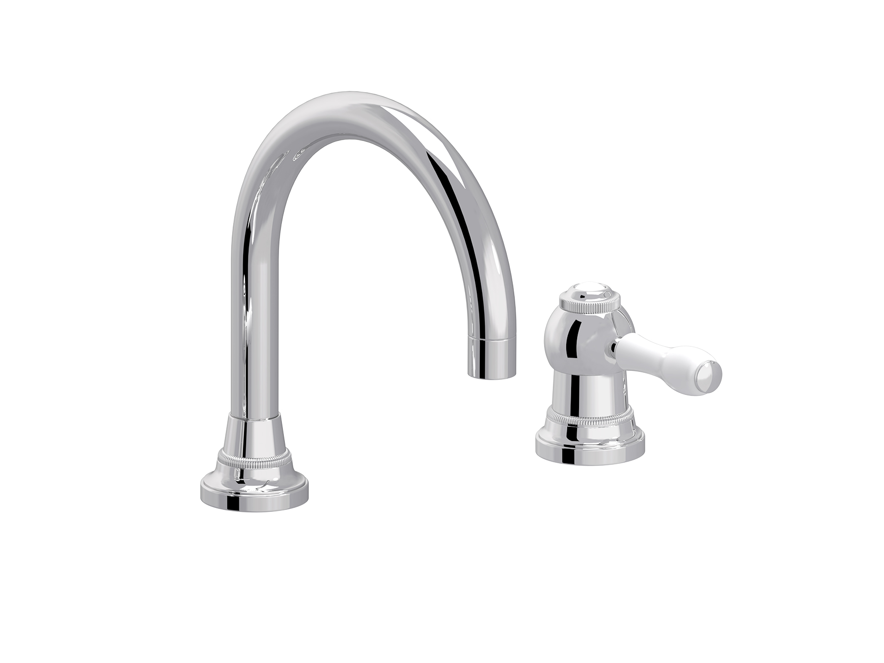 Single-lever washbasin mixer, great spout 4535.--.46-xx