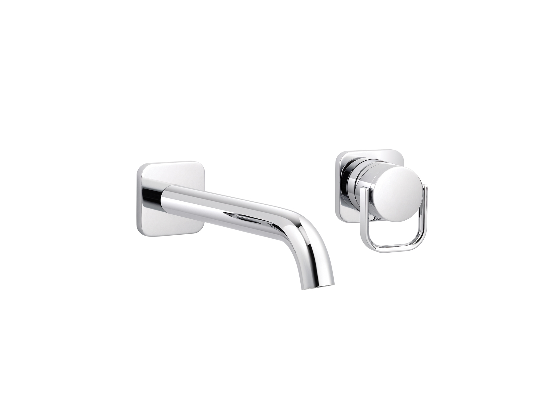 Concealed single-lever washbasin mixer 4541.--.50