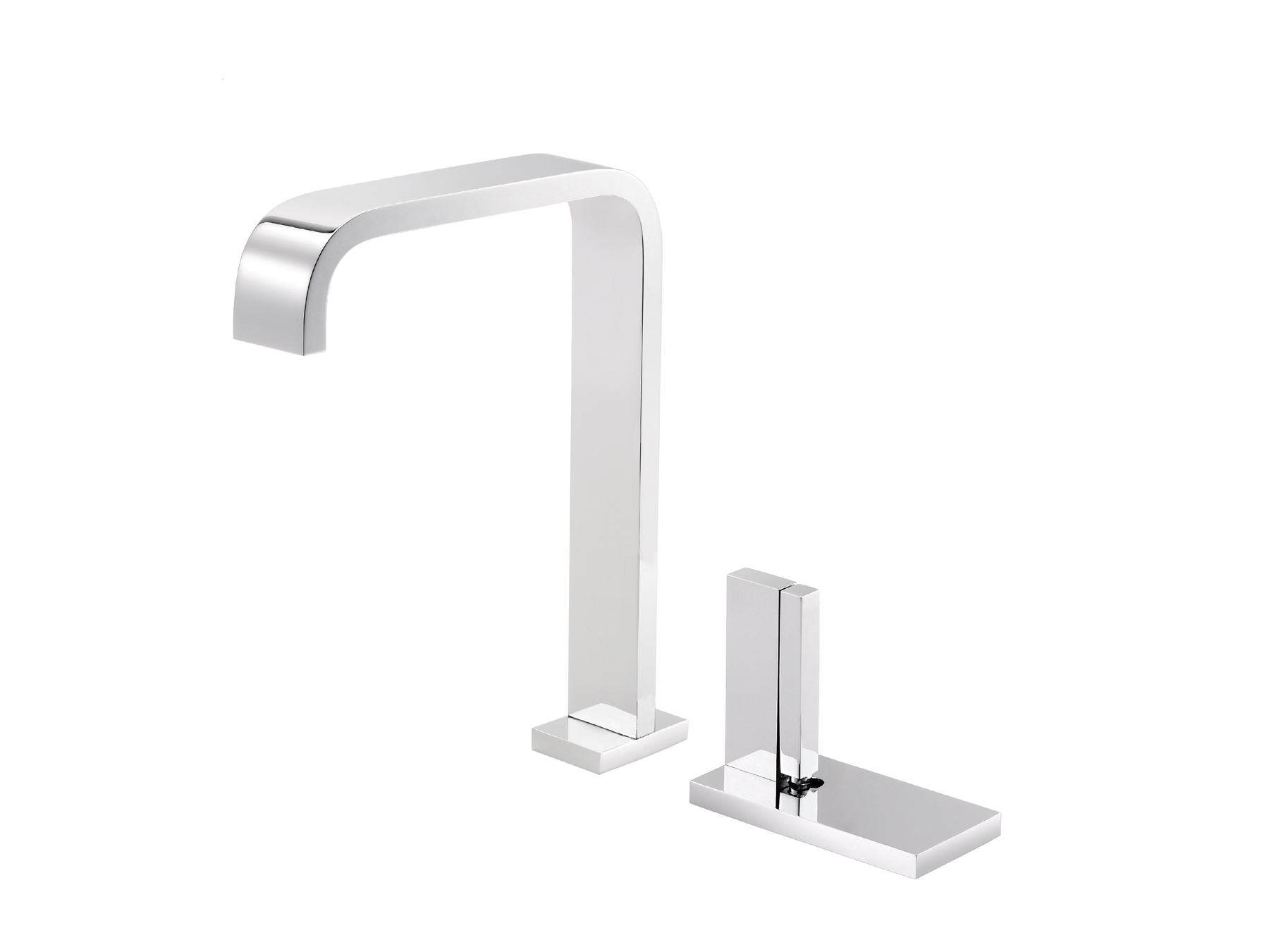 Single-lever washbasin mixer 4585.--.44