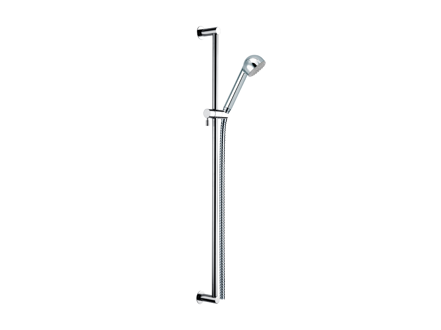 Shower arm and handshower 8020.--.04