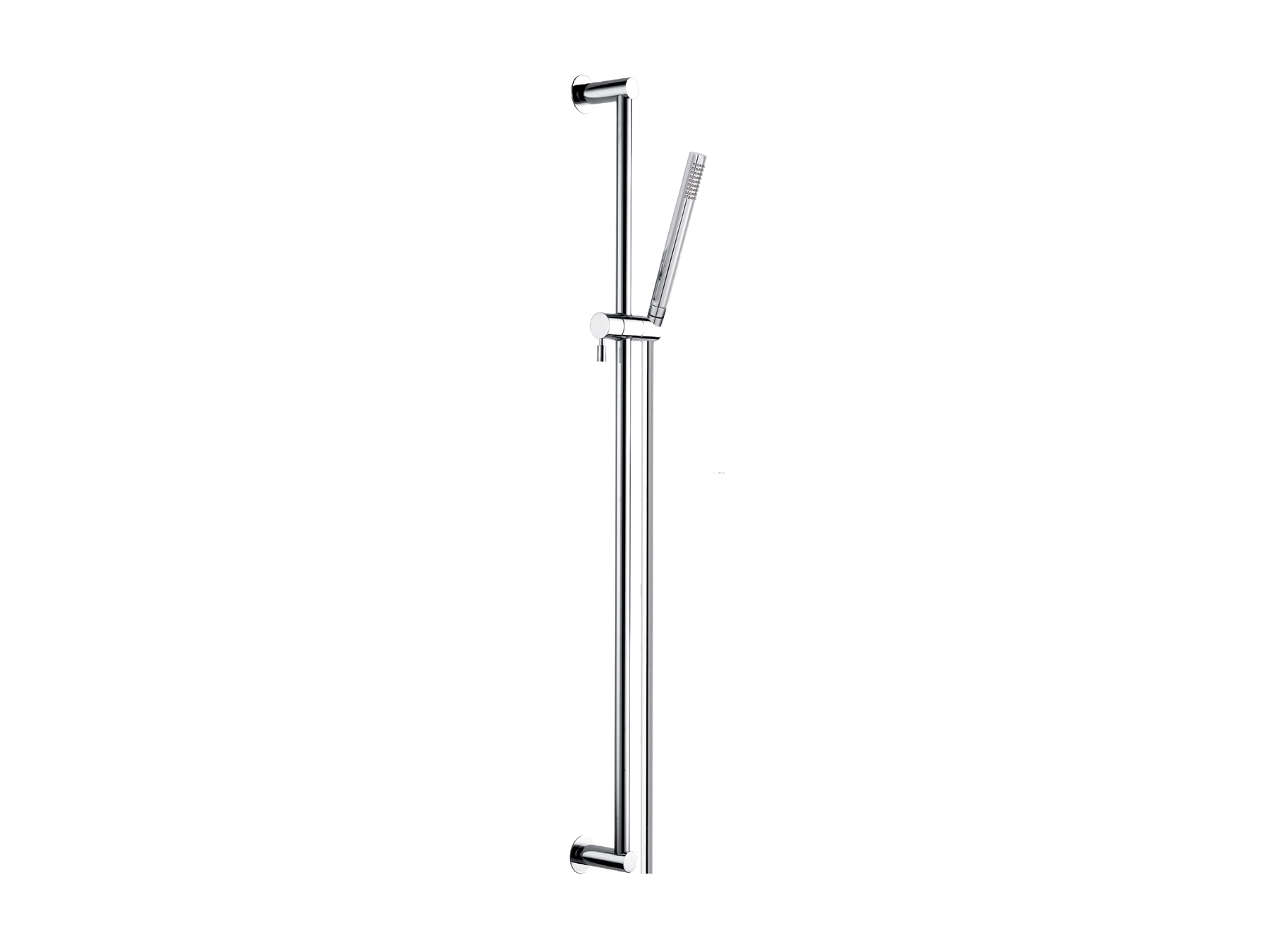 Shower arm and straight handshower 8020.--.17